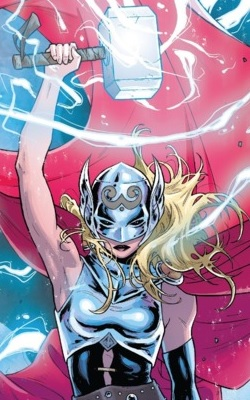 Thread Contributor: Jane Foster
