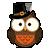 Pilgrim Owl