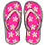 Pink Flipflops